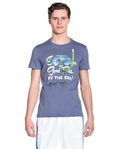 Lotto T-shirt Barney [Blu Avio]