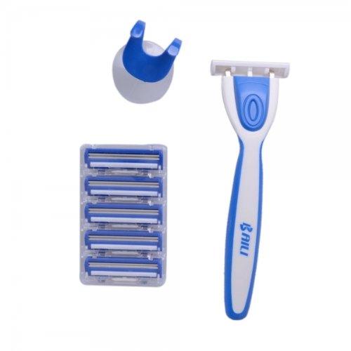 Feifan Bt139 Five-Head Manual Safety Shaving Razor By Preciastore