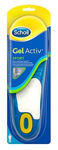 GelActiv Einlegesohlen Sport  Gr.42-48   1 Paar