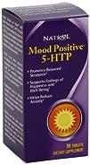Natrol 5-HTP Mood Positive Tablets 50-Count