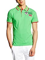 Geographical Norway Polo Keencyss (Verde)