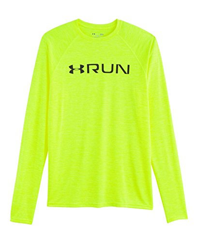 Under Armour Men 39 S Ua Run Long Sleeve T Shirt Extra Large
