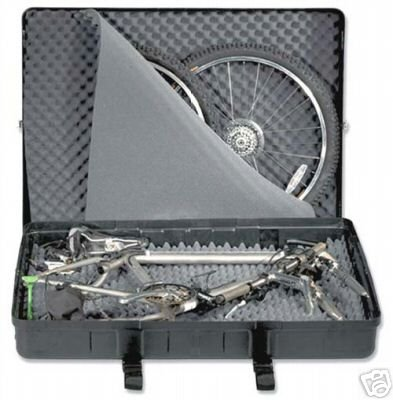Hard Bike Travel Case Bicycle Commuter Case Best Price Folding