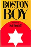 Boston Boy (057112951X) by Hentoff, Nat