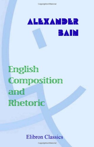 English Composition and Rhetoric