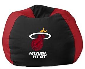 Northwest Miami Heat Bean Bag by Northwest
