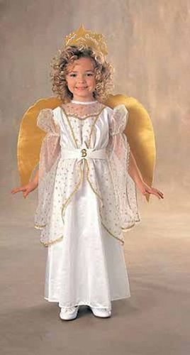 Rubie's Toddler-Girls 'Barbie Angel' Halloween Costume