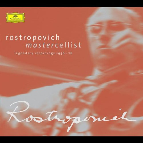 Rostropovich, Master Cellist