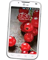 LG Optimus L7 II Unlocked Phone P715, 4 GB, White - International Version No Warranty