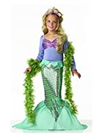 California Costumes Toys Little Mermaid Costume from California Costumes