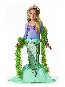 California Costumes Toys Little Mermaid Costume