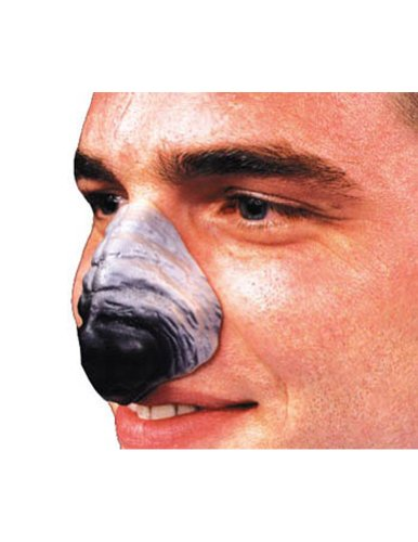 Scary-Masks Nose Werewolf Mask Halloween Costume - Most Adults