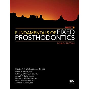Set A Shopping Price Drop Alert For Fundamentals of Fixed Prosthodontics