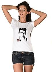 Zayn Maillk One Direction White Girls T-shirt