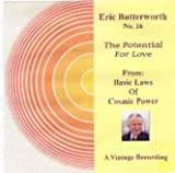 The Voice of Eric Butterworth No. 17 Audio Cd. The Dynamics of Speech