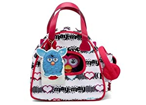 Furby Bowling Bag Carrier - White - Furby Tasche
