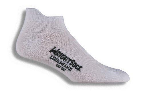 Wrightsock Coolmesh II Tab Running Socks - 2 Pack, Fuschia,