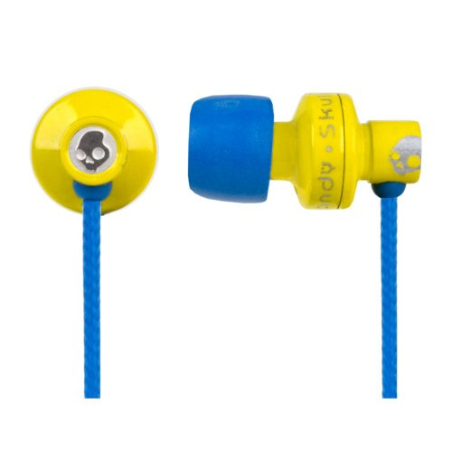 skullcandy earbuds with mic and remote instructions