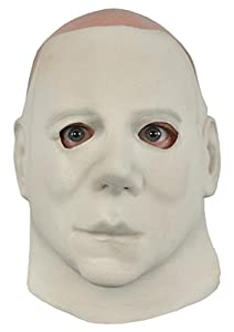 Trick or Treat Studios Halloween II Face Mask, Multi, One Size