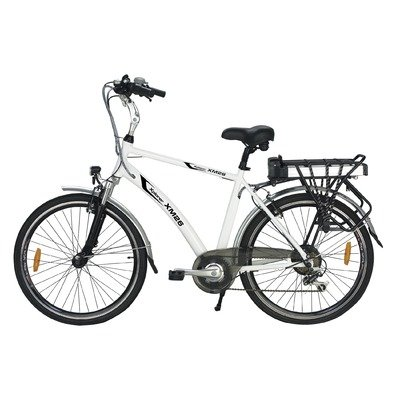 Buy Low Price Yukon Trails Women's Xpolrer Sport Hybrid Electric Bike (26-Inch) (MS-EBLIM26)