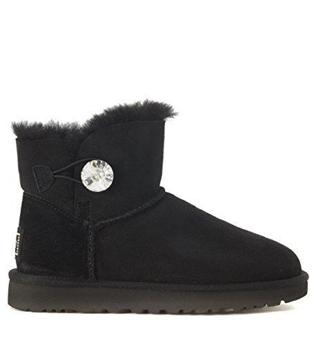 ugg-bottes-en-mouton-new-mini-bailey-button-bling-ii-black-40