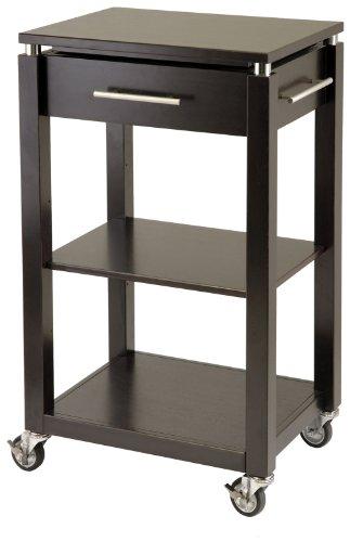 Cheap Winsome Linea Kitchen Cart (B001J5KDI4)