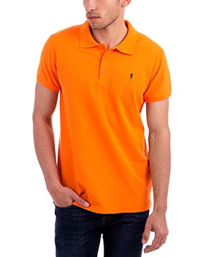 Polo Club Original Mini Rigby Cro Naranja