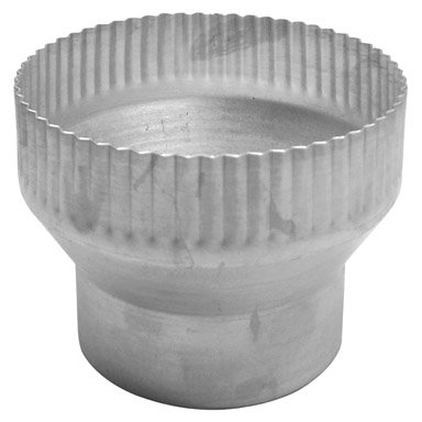 Lambro #250 3X4 Aluminum Vent Increaser front-461755