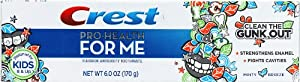 Crest Pro-health for Me Anticavity Fluoride Minty Breeze Flavor Toothpaste 6 Oz (Pack of 3)