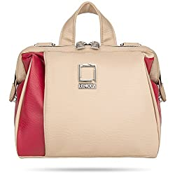 Lencca Eco-Leather Red Camera Bags