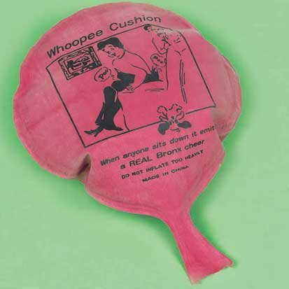 Whoopee Cushion Party Favor