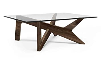 X- Shaped Coffee Table