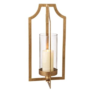 Gold Candle Wall Lights : Amazon.com: 20