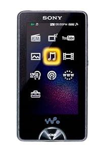 SONY ウォークマン Xシリーズ FM付 NC機能 ワンセグ WiFi搭載[メモリータイプ] 16GB ブラック NW-X1050/B