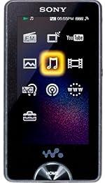 SONY ウォークマン Xシリーズ FM付 NC機能 ワンセグ WiFi搭載[メモリータイプ] 32GB ブラック NW-X1060/B