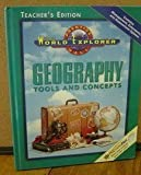 Prentice Hall World Explorer Geography Tools Concepts Teacher Edition 2003 Isbn 0130629685