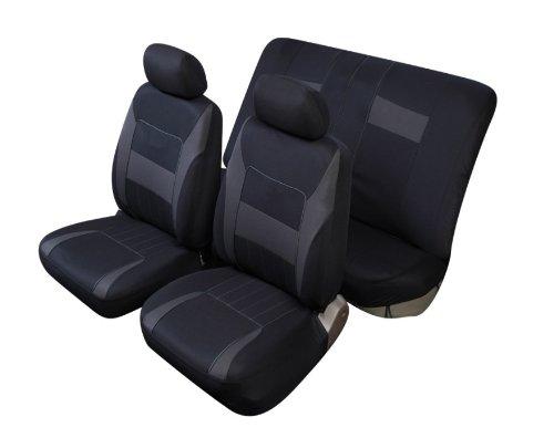 Sitzbezug Schonbezug T 2 grau Mercedes 100 190