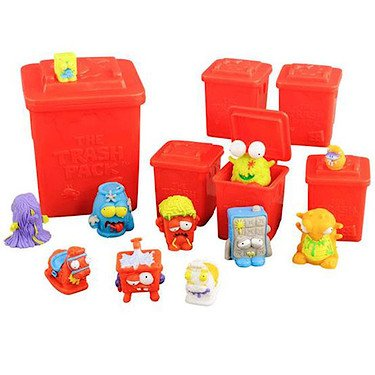 Trash Pack Series #4, 12-Pack (All Trash Pack Toys compare prices)