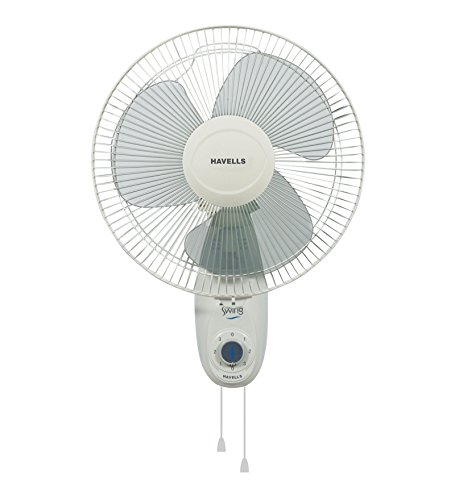 Havells Swing 300mm Wall Fan (Off White)