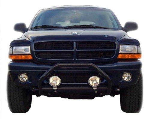 Auto Ventshade 45751 Bugflector II Deluxe Hood Shield, 3 Piece