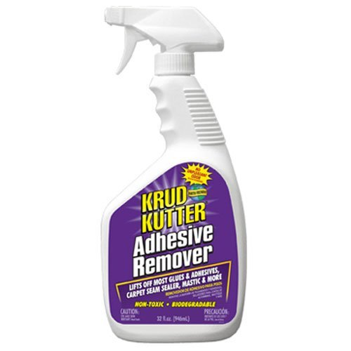 KRUD KUTTER AR32 Adhesive Remover, 32-Ounce (Krud Kutter Carpet Cleaner compare prices)