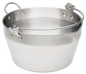 Kitchen Craft Jam Pan -  Maslin Pan - Preserving pan