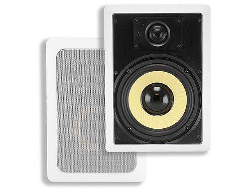 Monoprice 104101 8-Inch Kevlar 2-Way In-Wall Speaker