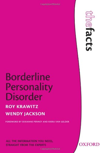 Borderline Personality Disorder (The Facts)