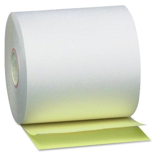 PM Company 07706 Carbonless Duplicate Cash Register Rolls, 3