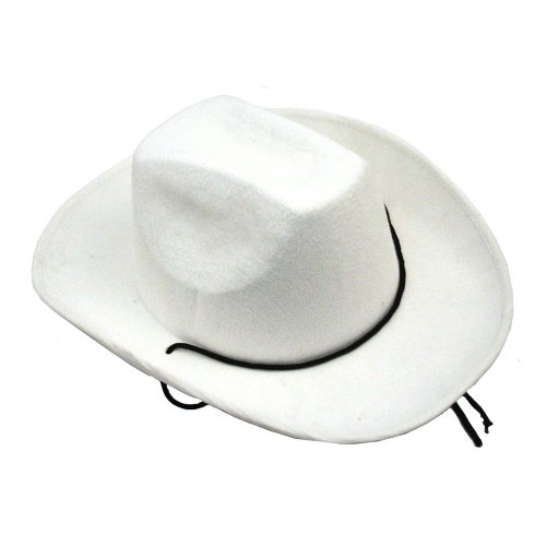 Lowest Prices! Cowboy Hat White