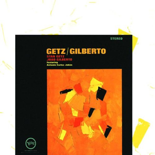 Getz Gilberto by Stan Getz,&#32;Joao Gilberto and Antonio Carlos Jobim