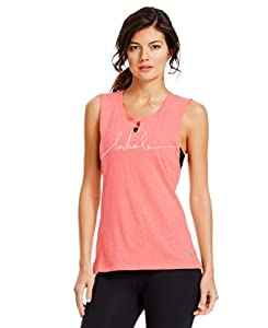 Under Armour Ladies UA Inhale Exhale Charged Cotton® Tri-Blend Sleeveless T by Under Armour