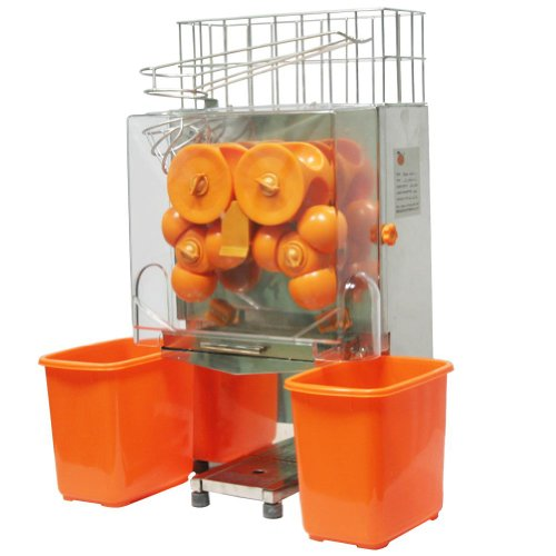 Electric Orange Squeezer