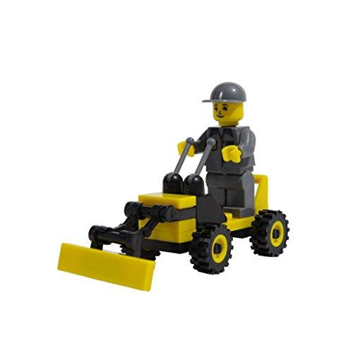 SHUNLEKANG Bulldozer with 34 Pcs